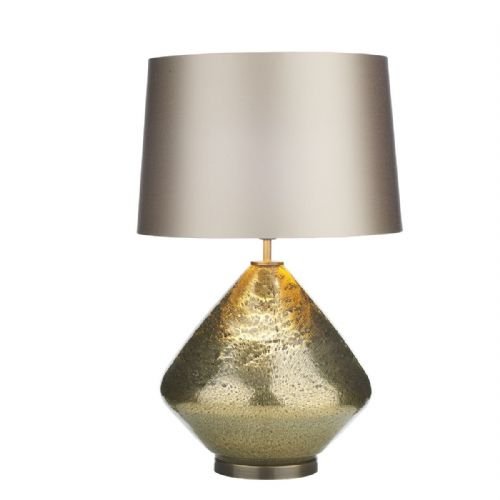 Evora Table Lamp Volcanic Gold Base Only EVO4335 (7-10 day Delivery)